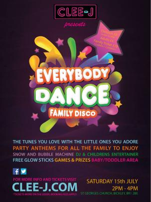 Everybody Dance Family Disco image