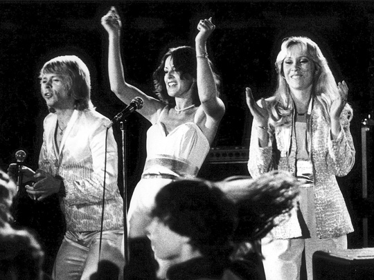 ABBA: Super Troupers image