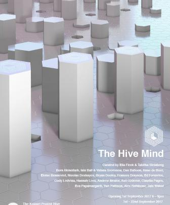 The Hive Mind: Private View image