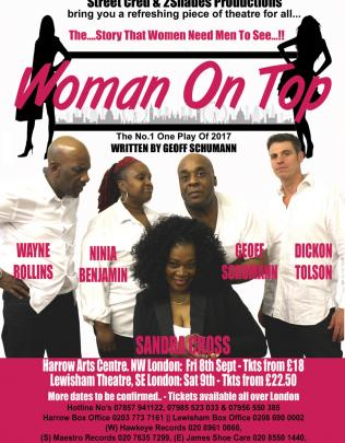 Woman On Top (WOT) The No1 Play for 2017 image