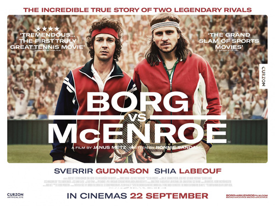 Borg vs McEnroe - London Film Premiere image