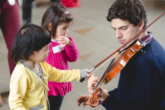 Storytelling and Music Sessions for 0-4 Year Olds image