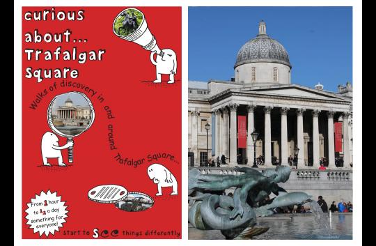 Curious About Trafalgar Square? image