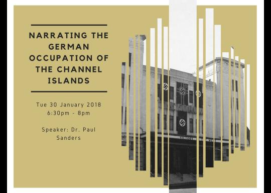 Narrating the German Occupation of the Channel Islands image