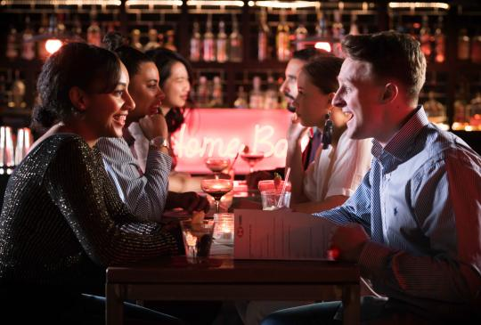 HSBC Home Bae pop-up speed dating style event image