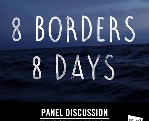 8 Borders, 8 Days + Panel Discussion image