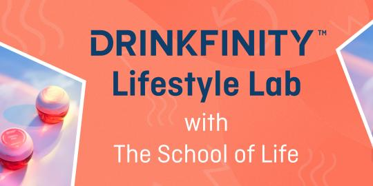 Drinkfinity Lifestyle Lab with The School of Life image
