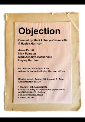 OBJECTION – Group Show Exploring Art and the Ordinary image
