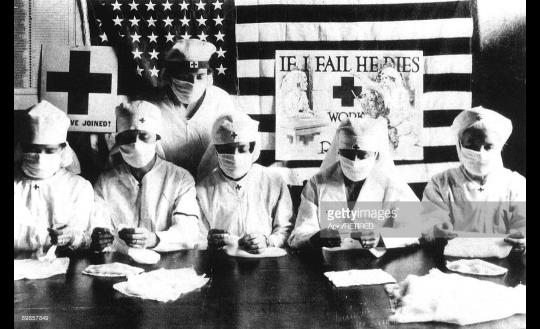 Spanish Flu: Nursing during history's deadliest pandemic image