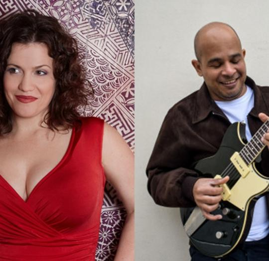"London Jazz Festival: Luna Cohen - ""Celebrating 60 Years Of Bossa Nova"" W/Jurandir Santana image"