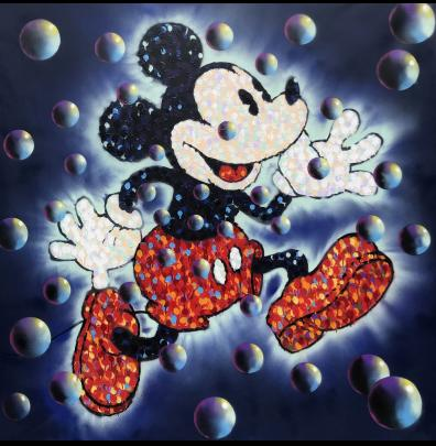 Mickey's UK Art Collective Exhibition image