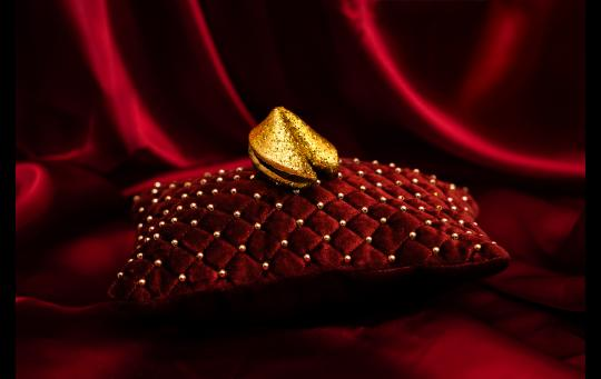 Burger & Lobster Celebrate Chinese New Year With Limited Edition Gold Fortune Cookies image