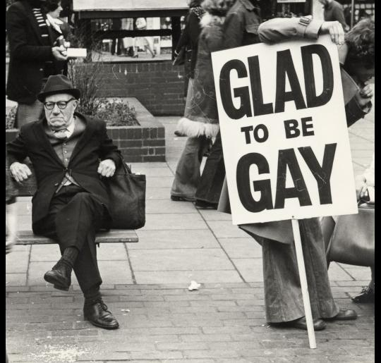 LGBTQ+ history and collections at the Bishopsgate Institute image