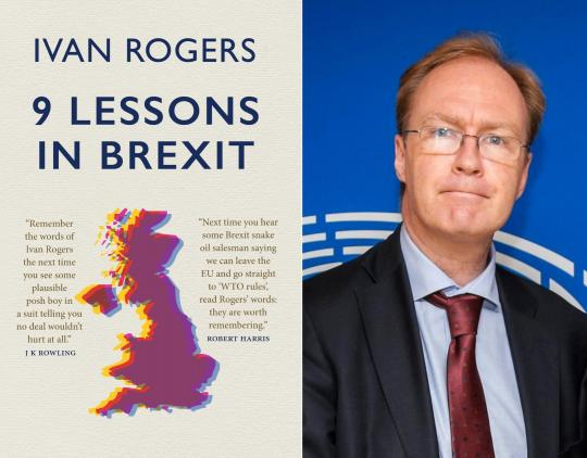 Sir Ivan Rogers on Brexit image