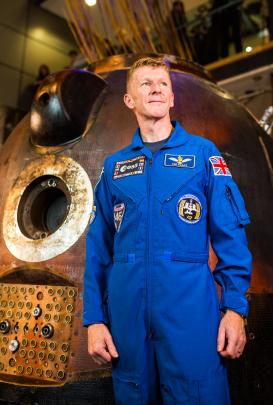 Tim Peake's iconic Soyuz spacecraft returns to London's Science Museum image