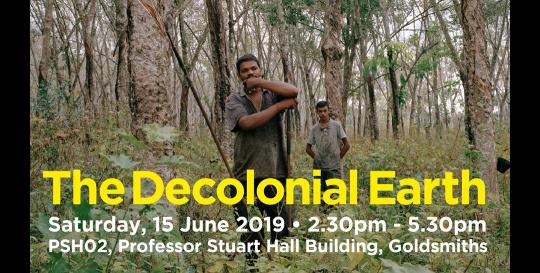 The Decolonial Earth image