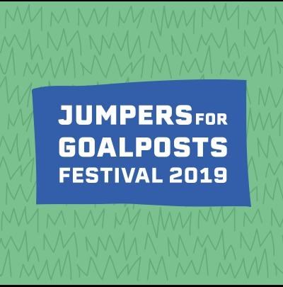 Jumpers for Goalpost - Two Day Football Festival Comes to Printworks in August image