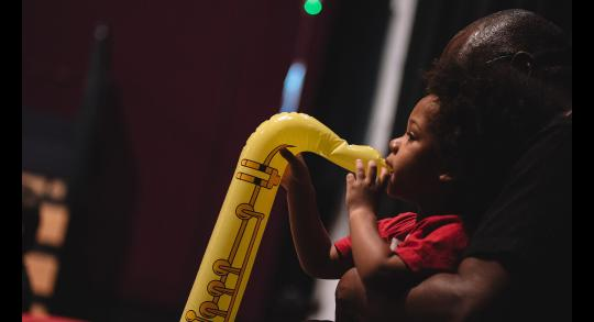 Family Jazz Sessions image