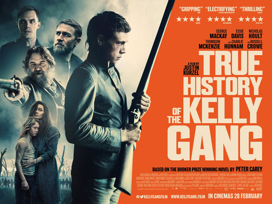 True History Of The Kelly Gang - London Film Premiere image
