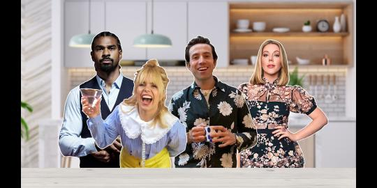 Table for 1 Million - The UK's biggest virtual dinner party! image