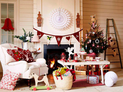 Country Living Christmas Fair image