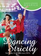 Dancing Strictly for North London Hospice image