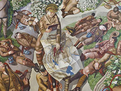 Stanley Spencer: Heaven in a Hell of War image