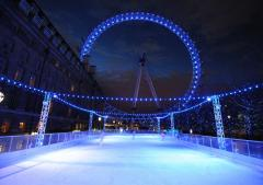 Frostival at the London Eye image