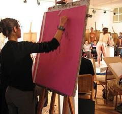 Life Drawing Classes at Candid Arts Trust image