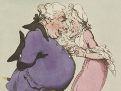 High Spirits: The Comic Art of Thomas Rowlandson image