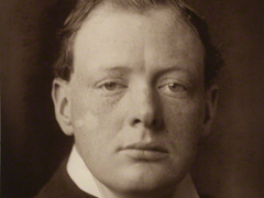 Public and Private: Winston Churchill in Photographs image