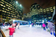 Winter at Broadgate image