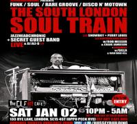 The South London Soul Train image