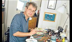 Nosy Crow Illustrator Salon: Axel Scheffler image