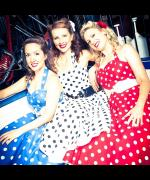 The Polka Dots and Dashes on Parade image