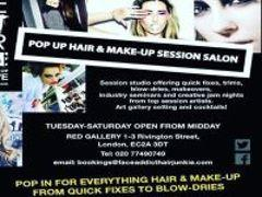 Face Addict Hair Junkie - Hair and make up studio pop-up image
