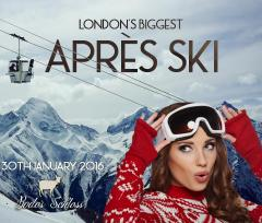 Après Ski Brunch Pop Up London image