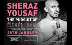 Sheraz Yousaf: The Pursuit of Manly-ness image