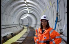 Tunnel: the archaeology of Crossrail. - Major Exhibition image
