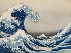 Hokusai Beyond The Great Wave image