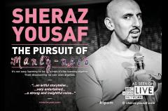 Sheraz Yousaf: The Pursuit of Manlyness image