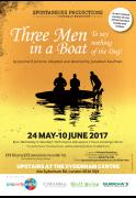 Three Men in a Boat by Jerome K Jerome image