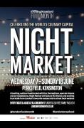 London Food Month Night Market image