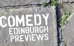 Edinburgh Comedy Previews 2017 image