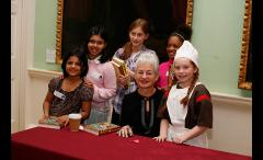 Hetty Feather & Clover Moon Day: Talk & Book signing image