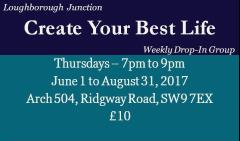 Create Your Best Life Weekly Drop-In Group image