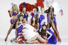 Stars and Strippers! - An All American Burlesque Revue image