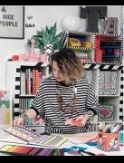 'Walala X Play' An Immersive Installation By Camille Walala image