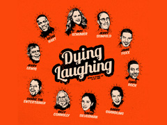 Dying Laughing - London Film Premiere image