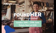 FoundHER Festival image